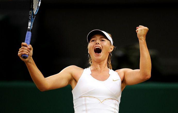 Шарапова обыграла Азаренко на турнире в Индиан-Уэллсе