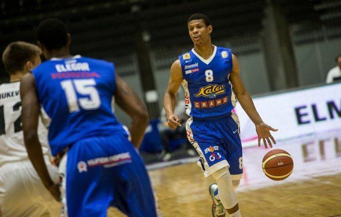 """Баскетболист """"Калева"""" Мачадо признан самым ценным игроком 24-го тура Лиги ВТБ"""