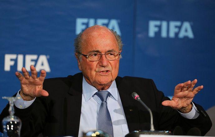 Блаттер отказался от участия в теледебатах перед выборами главы ФИФА