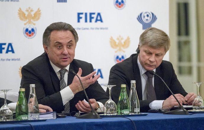 Мутко можеть сменить Толстых во главе РФС уже в марте
