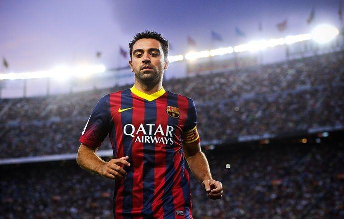 """Капитан """"Барселоны"""" Хави продолжит карьеру в Катаре"""