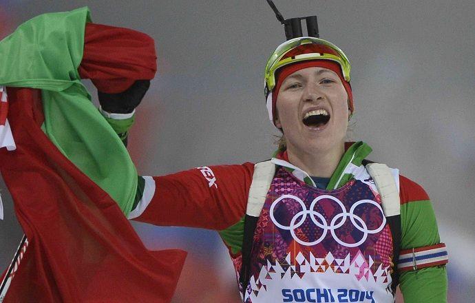 Домрачева и Шипулин подтвердили участие в Гонке чемпионов