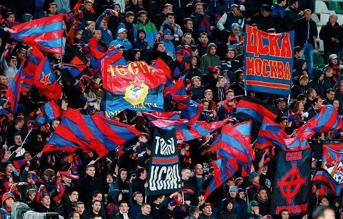 Болельщики ЦСКА выразили недовольство решением РФС и РФПЛ