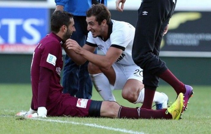 Греческий ОФИ снялся с чемпионата страны