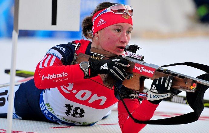 Ольга Подчуфарова не выступит в масс-старте в Ханты-Мансийске
