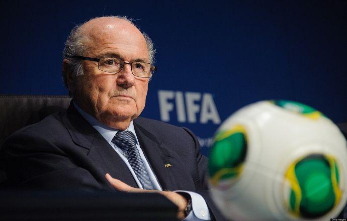 """Йозеф Блаттер: """"ФИФА обладает большим влиянием, чем религии и страны"""""""