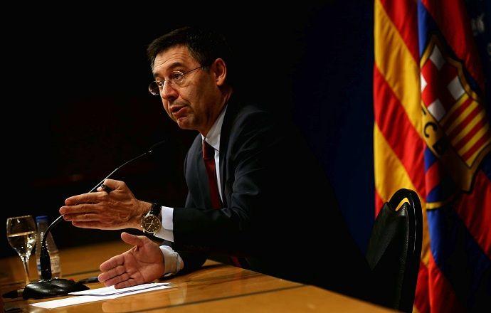 """Совет директоров """"Барселоны"""" выступил с официальным заявлением"""