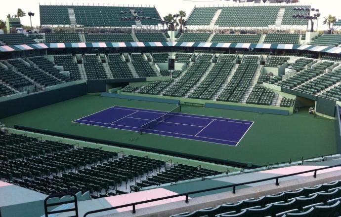 Родина сыграет с Уотсон, Веснина — с Дулгеру в первом круге турнира в Майами