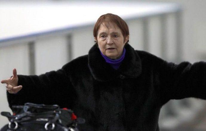 "Тамара Москвина: ""Кавагути и Смирнов сегодня хорошо откатали свою короткую программу """
