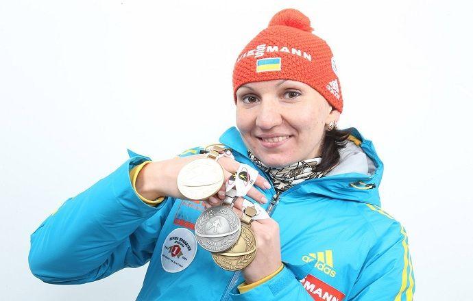 Елена Пидгрушная возвращается в биатлон