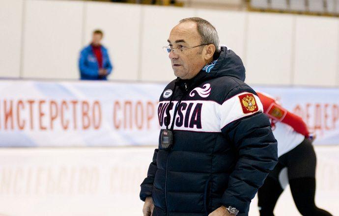 Тренер Маркетто покинул сборную России по конькобежному спорту