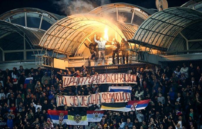 Черногории грозит поражение и дисквалификация стадиона