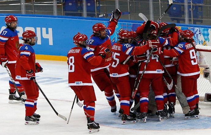 Российские хоккеистки уступили финкам по буллитам на ЧМ в Мальме