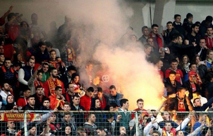 Полиция Черногории выступила с заявлением по матчу с Россией