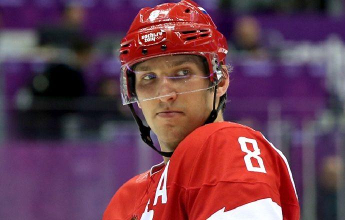 Александр Овечкин - первая звезда игрового дня в НХЛ