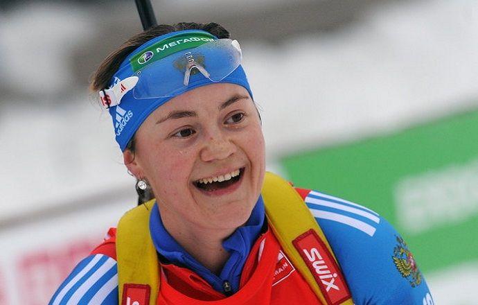 Екатерина Юрлова – чемпионка России по биатлону в пасьюте