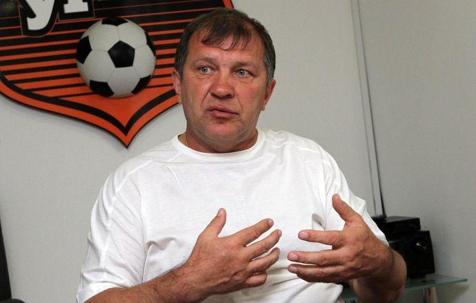 """Президент """"Урала"""": """"Давно лично не видел Уткина и хочу с ним поговорить"""""""
