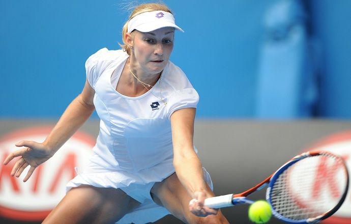 Екатерина Макарова завершила выступление на турнире в Майами