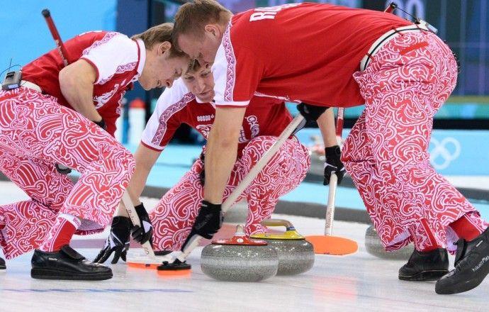 Мужская сборная России обыграла команду Италии на ЧМ в Канаде