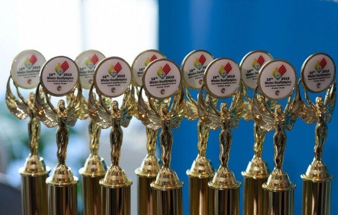Сборная России завоевала четыре медали в четвёртый соревновательный день Сурдлимпиады