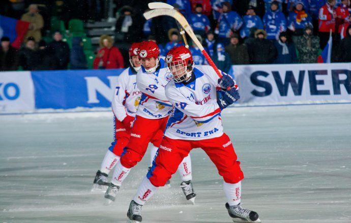 Сборная России разгромила команду США и вышла в полуфинал ЧМ