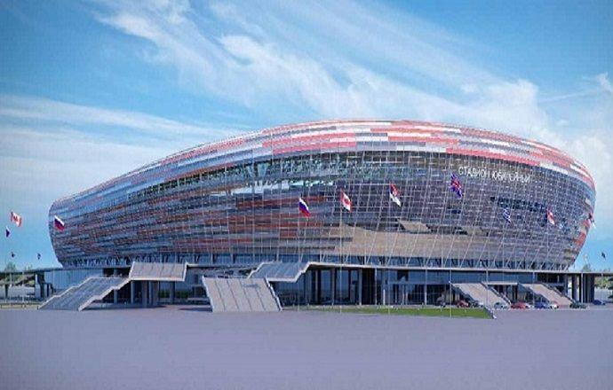 Объявлен конкурс на лучшее название стадиона в Саранске