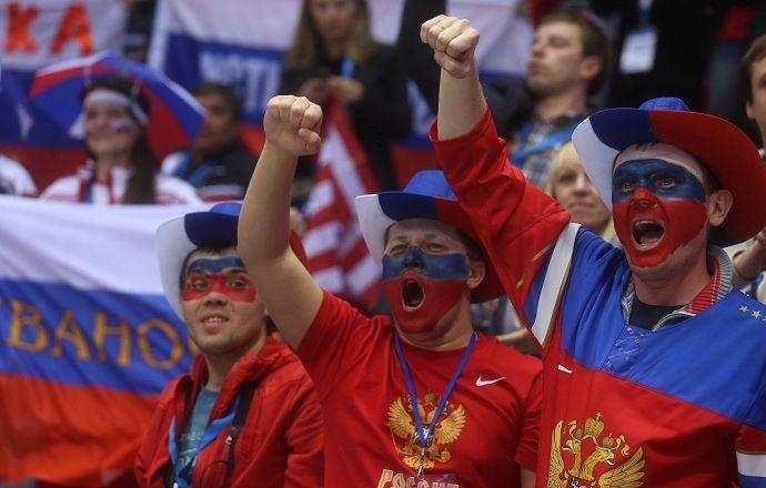 Сборная России сыграет в Мытищах при аншлаге