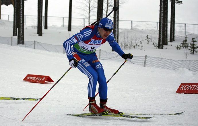 Алексей Волков – чемпион России в масс-старте