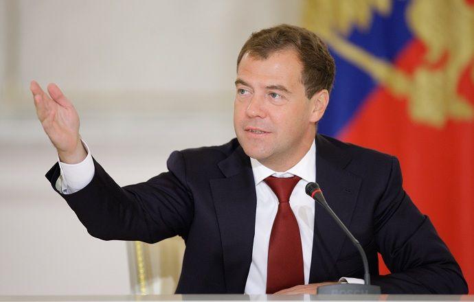 Дмитрий Медведев поздравил сборную России с победой на ЧМ