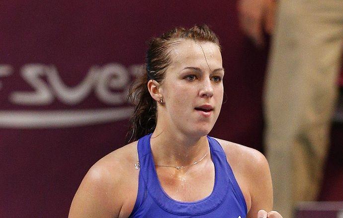 Кудрявцева и Павлюченкова с победы начали выступление на турнире в Чарльстоне