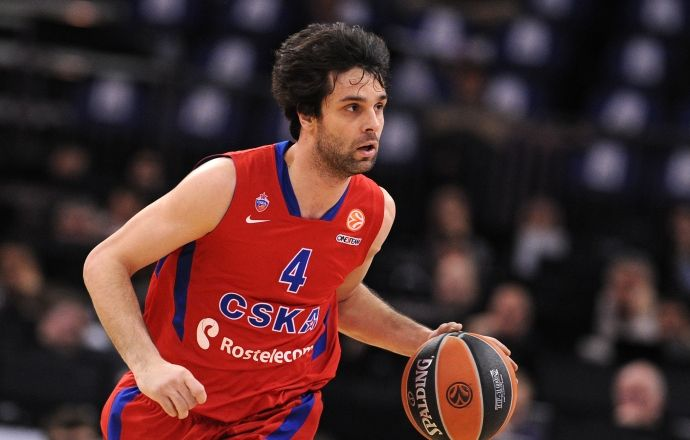 Нандо де Коло намерен отработать свой контракт с ЦСКА до конца