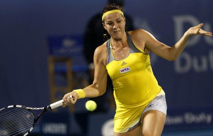 Павлюченкова не смогла завершить матч против Соррибес Тормо