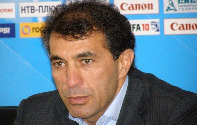 """Рашид Рахимов: """"Игра получилась плотная, жёсткая, было много борьбы"""""""