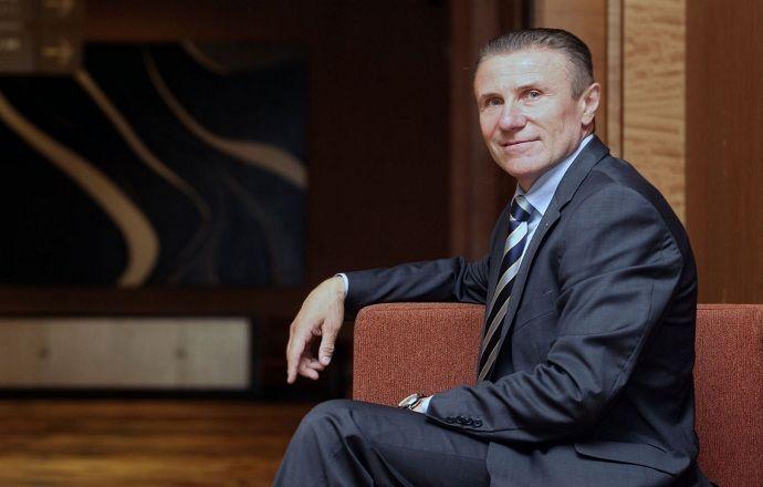 Сергей Бубка официально выдвинул свою кандидатуру на пост главы IAAF