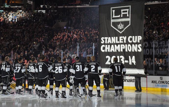 НХЛ. Действующий обладатель Кубка Стэнли не попал в плей-офф впервые с 2006 года