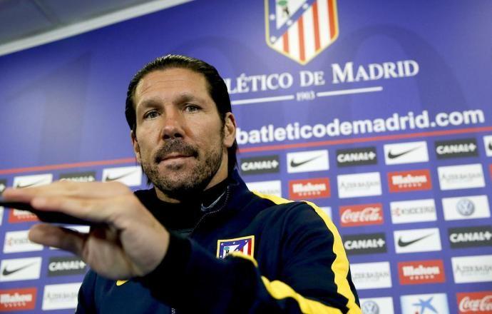 """Диего Симеоне: """"Я думаю, как насолить """"Реалу"""", а не о травме Модрича"""""""