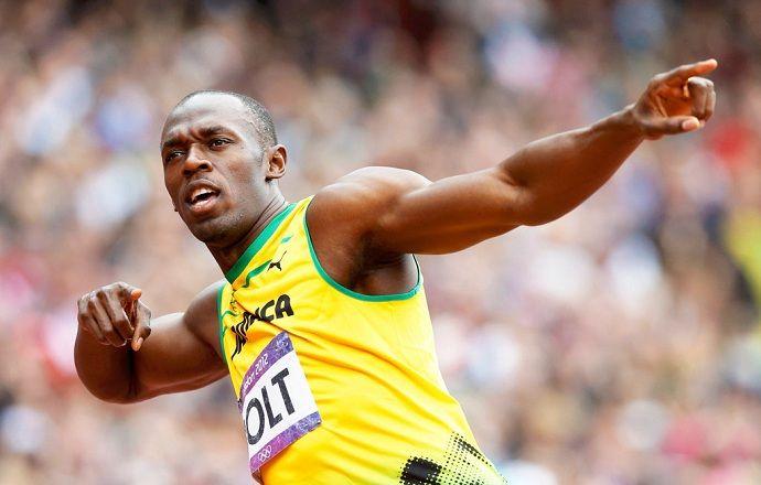 Усэйн Болт нацелился на три золотые медали на ОИ-2016