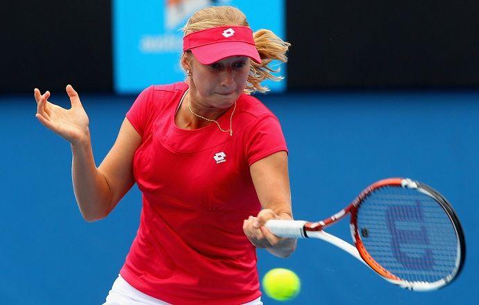Екатерина Макарова преодолела второй круг на турнире в Штутгарте