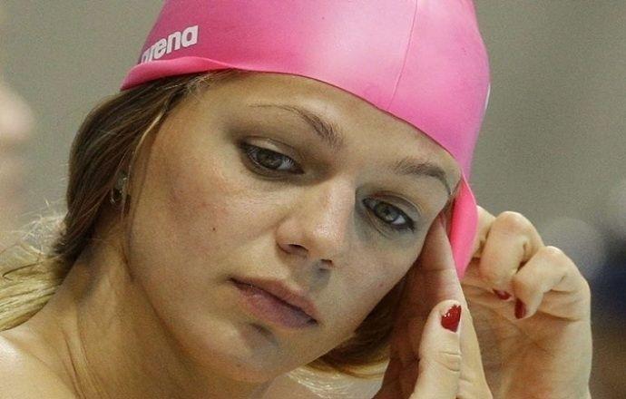 Юлия Ефимова выиграла чемпионат России на дистанции 100 м брассом