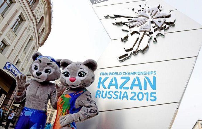 Тридцать три российских пловца отобрались на ЧМ-2015 в Казани