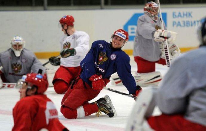 Сборная России назвала состав на матч против Швеции