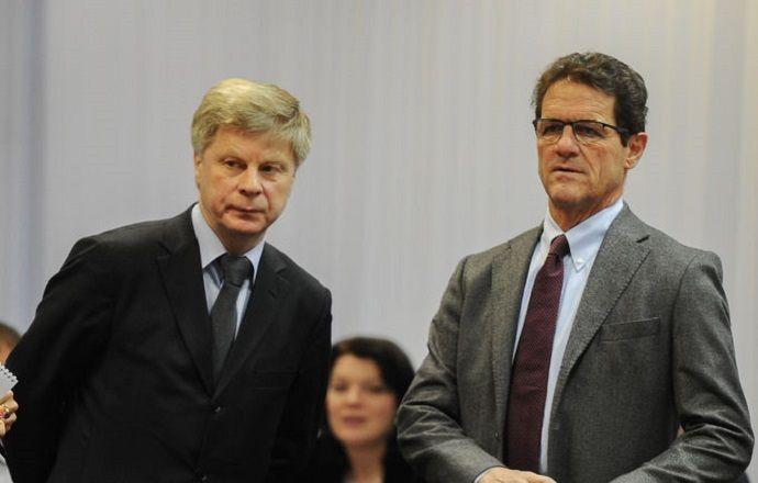 РФС прокомментировал появление в СМИ копии контракта Капелло