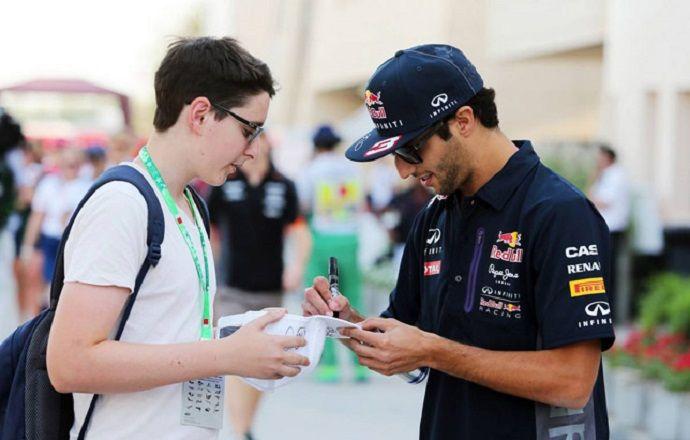 """Даниэль Риккардо: """"Я уверен, Формулу 1 ждёт светлое будущее"""""""