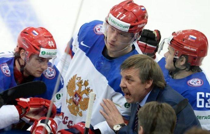 Известен состав сборной России на второй матч против шведов