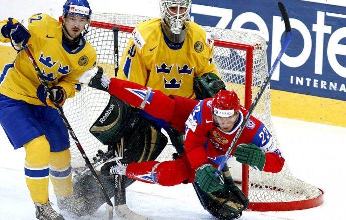 Сборная России заняла последнее место на Евротуре