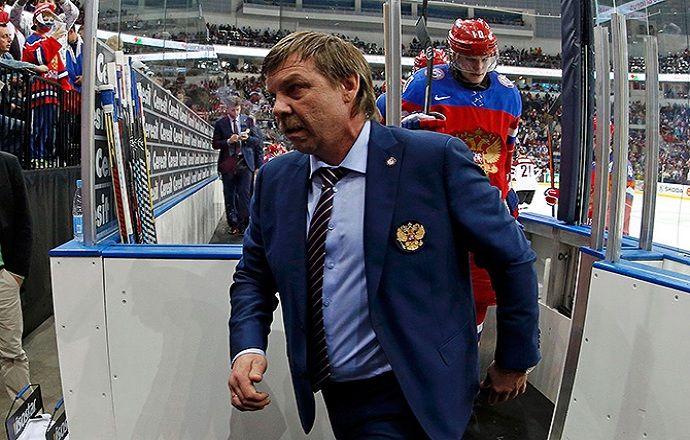 """Тренер сборной Швеции: """"Если честно, Знарка я очень уважаю"""""""