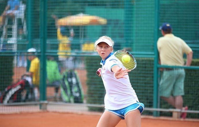Анастасия Потапова выиграла юниорский турнир в Болгарии