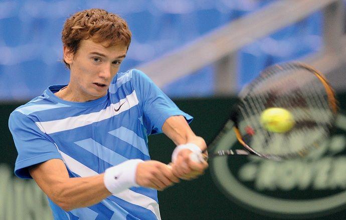 Евгений Донской вышел в третий квалификационный раунд турнира в Стамбуле