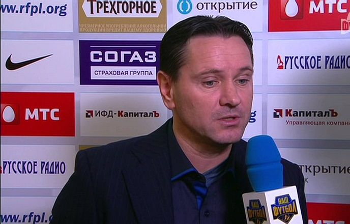 """Дмитрий Аленичев: """"Наверное, """"Зенит"""" добьётся победы в чемпионате"""""""