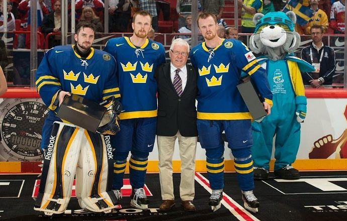 Братья Седины не помогут сборной Швеции на ЧМ-2015